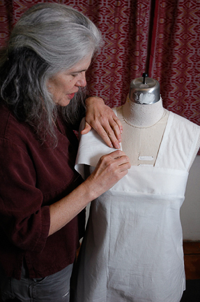 the art of making clothing