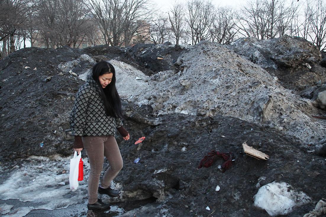 interview with contemporary artist Midori Harima