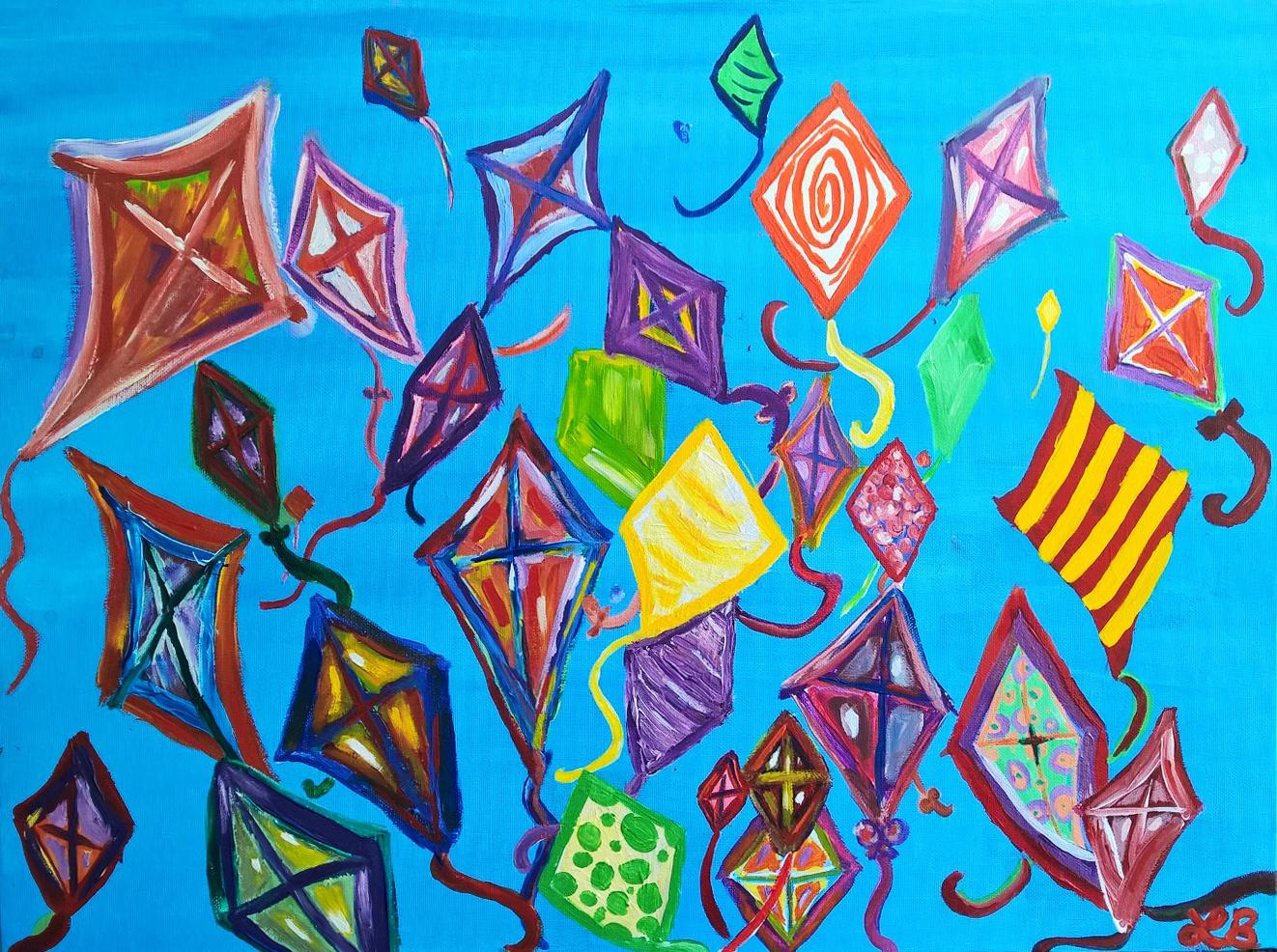 myriad-kites-colorful