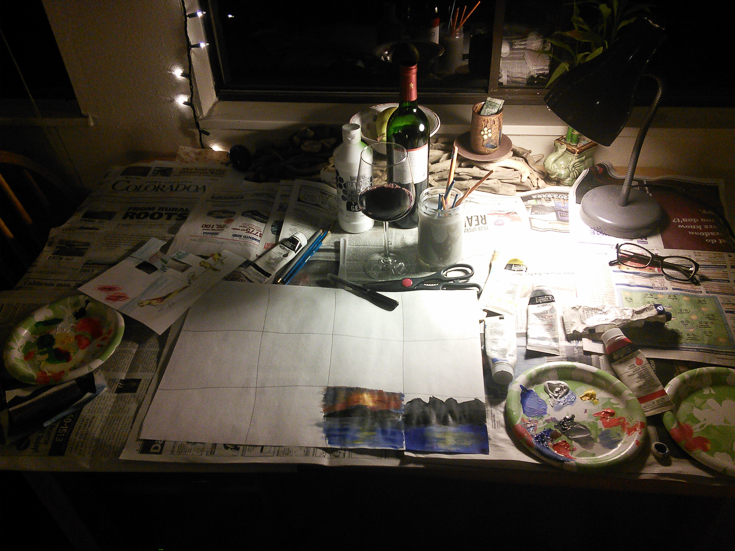 painting-workstation-wine