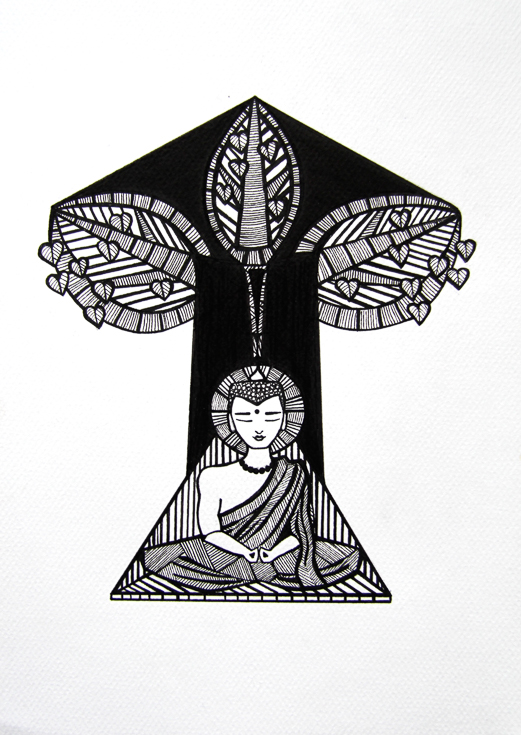 buddha-under-love-tree