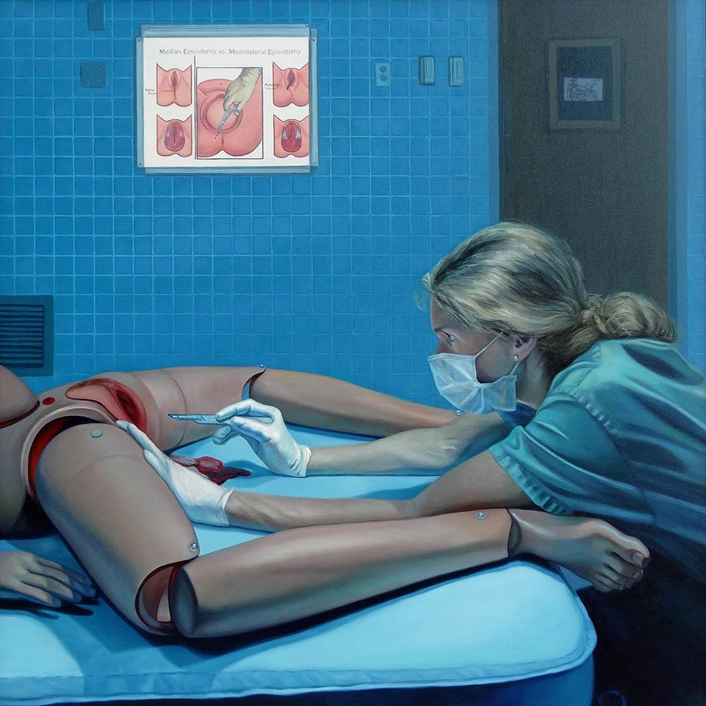 L&D_Day_#4_ figurative painter interview