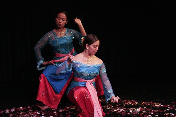 Java-dance-creative expression