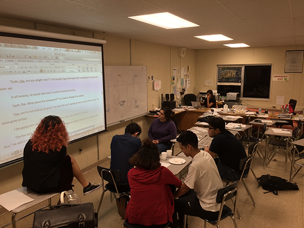 Student-Editors-Writing