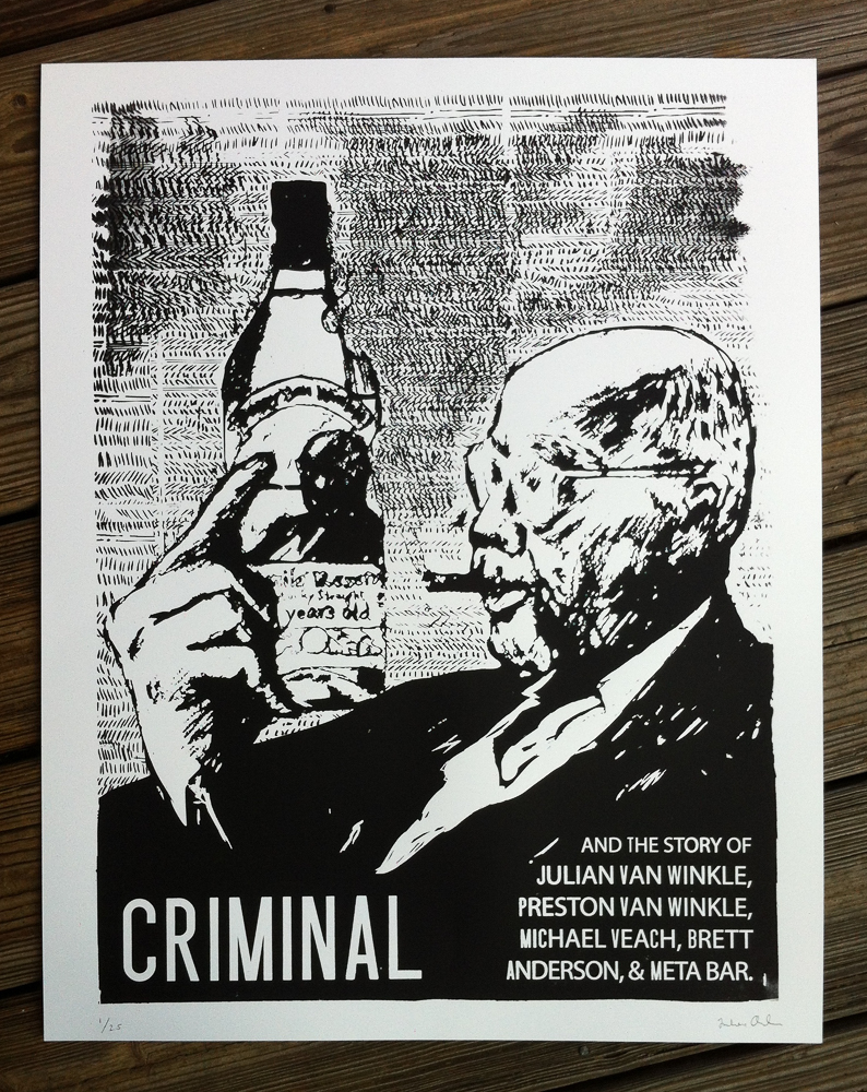 pappy--illustration for podcast criminal