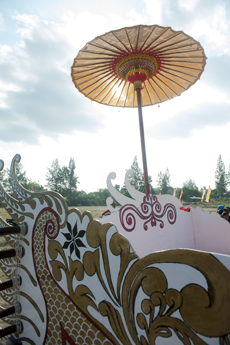 more decorations from yogya cow festival