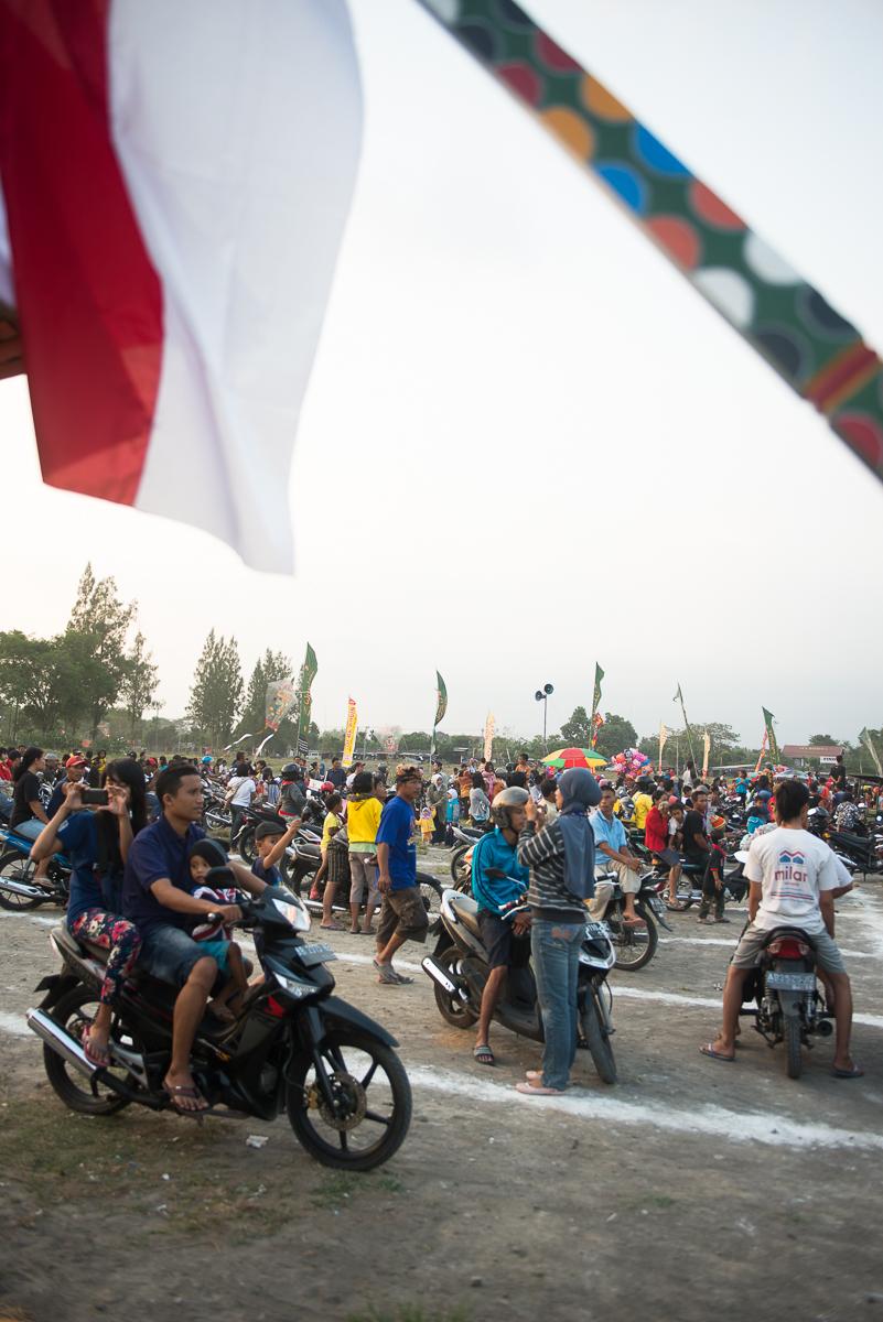 Yogyakarta Cow Cart Festival