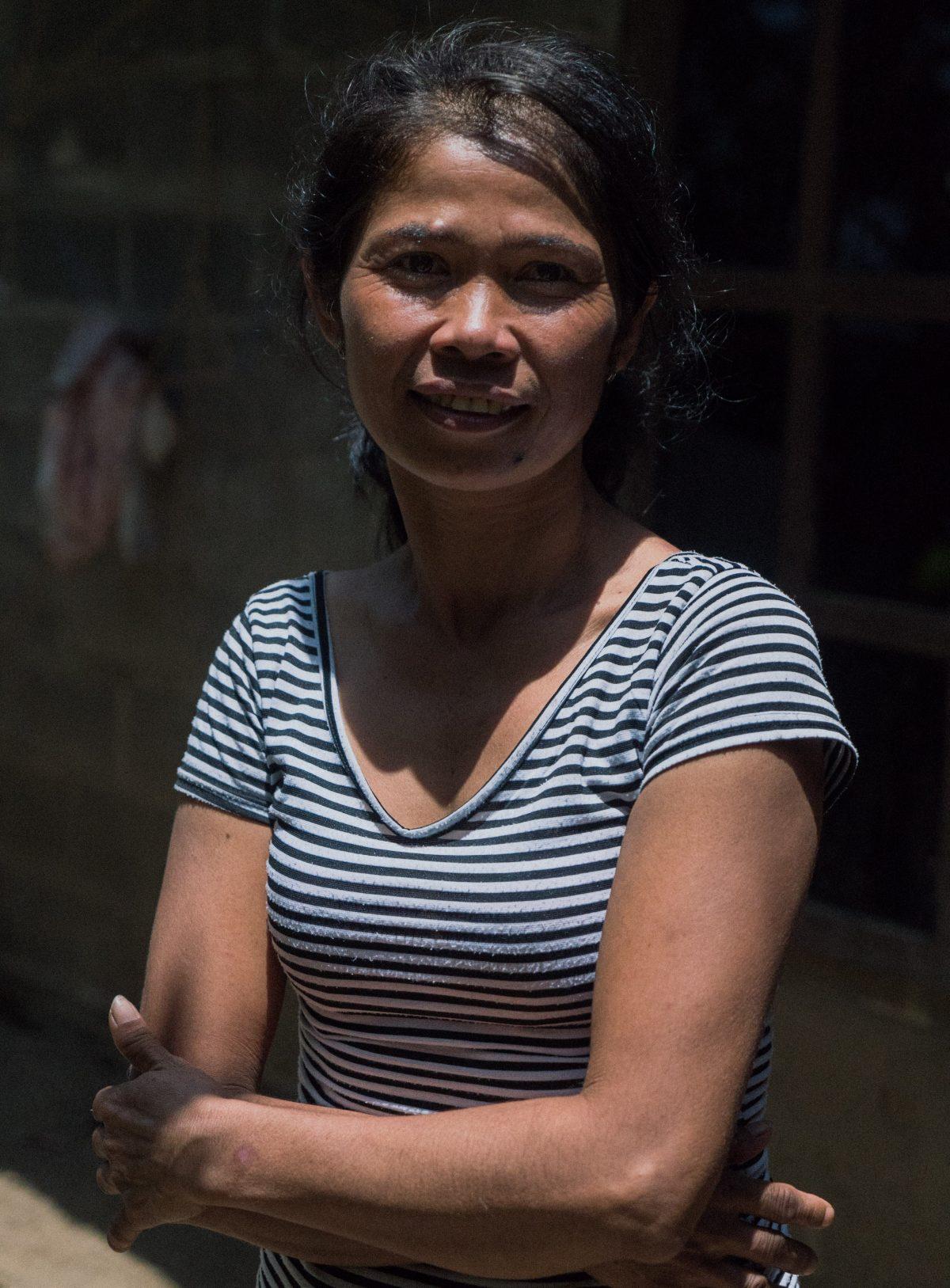 main character Ketut short film Bali