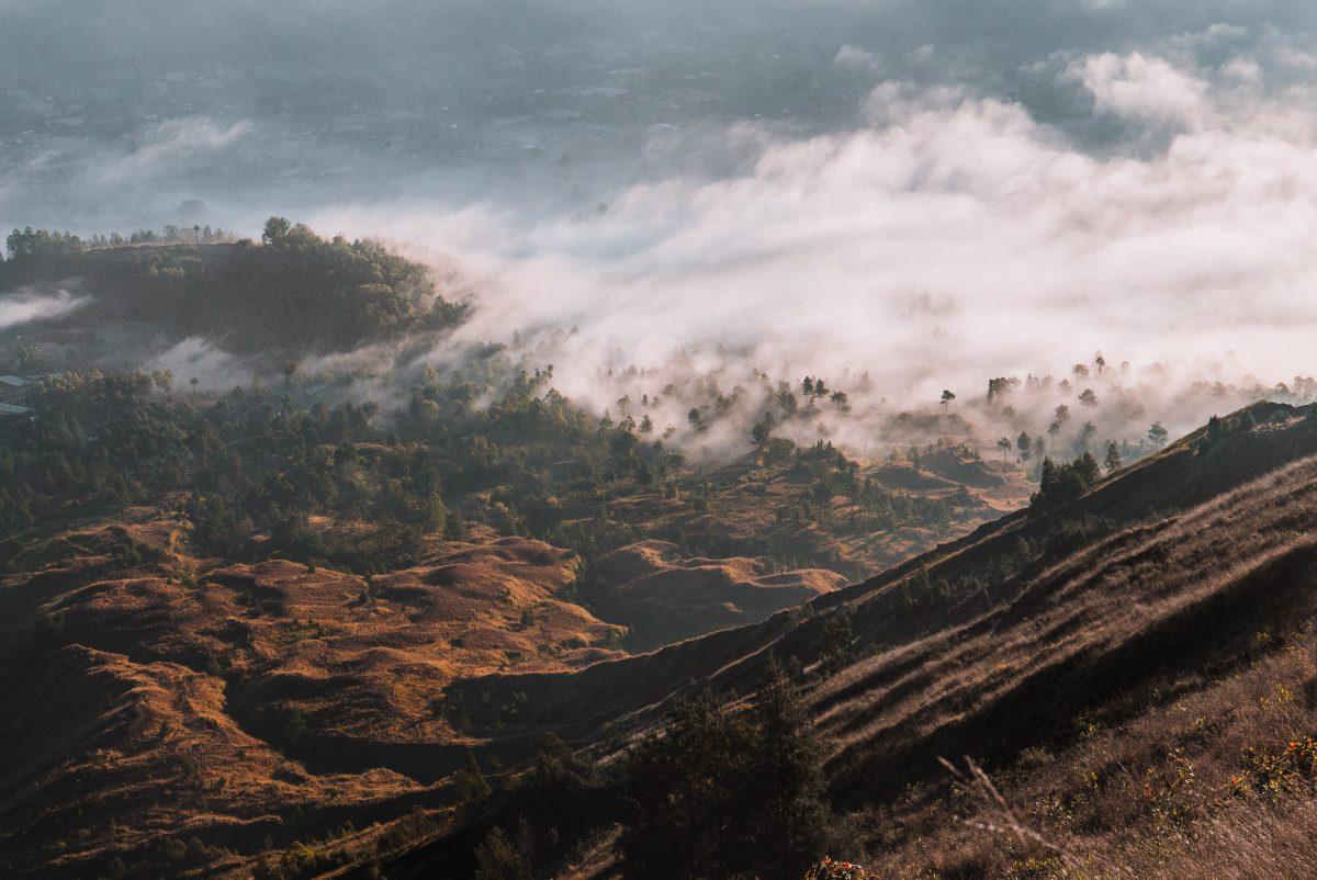 Kintamani Bali Mountain