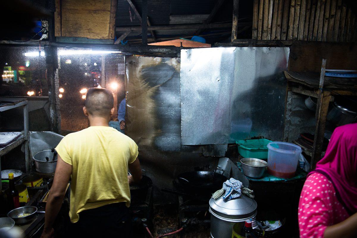 documenting small restaurants