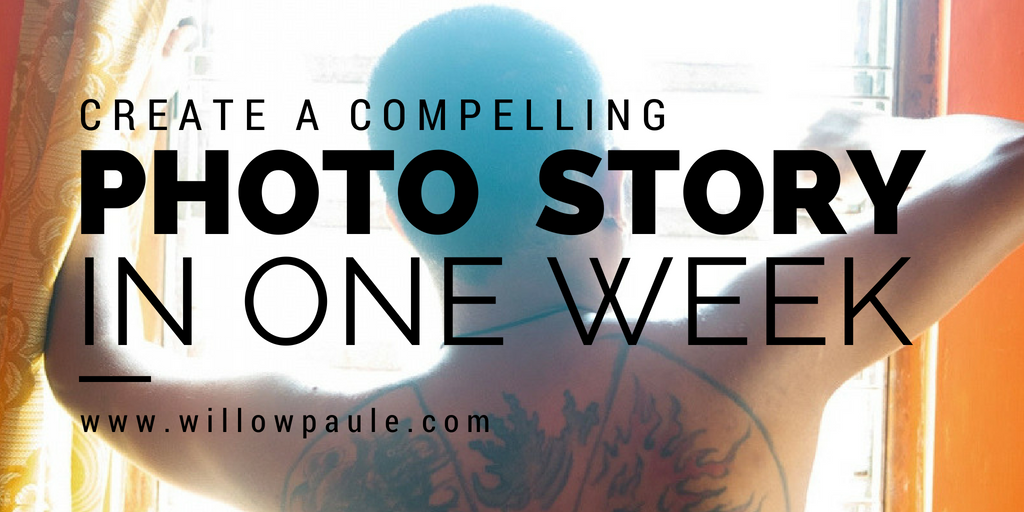 free photo course learn to tell a photo story