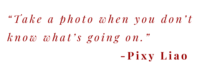 create compelling photo stories