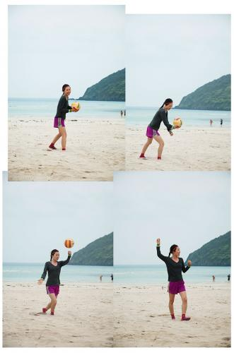Jeju Furey Volleyball Competition, Jeju Island, 2013.