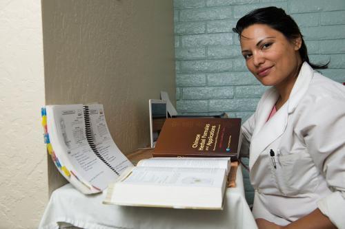 Aeimee Diaz, Chinese Medicine Practioner