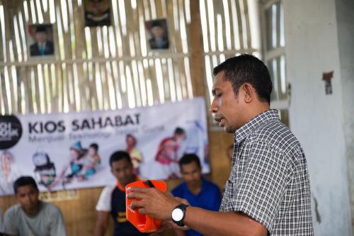 Kopernik Entrepreneurs' Neighborhood, Kupang, Indonesia